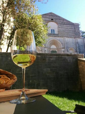 Vineria San Fortunato : Pane e vino, a ognuno la sua comunione