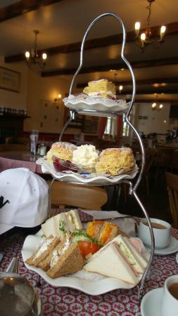 Goathland Tea Room & Gifts: Afternoon tea