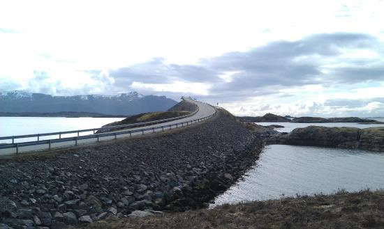 Averøy, Norge: Atlantic Road, Norway