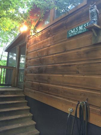 Pine Gables Cabins: photo1.jpg
