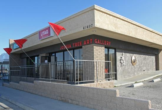 Joshua Tree Art Gallery