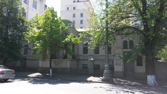 Nikolay Raevskiy House