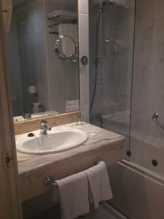 Hotel Sercotel Alfonso XIII: Vasca idromassaggio