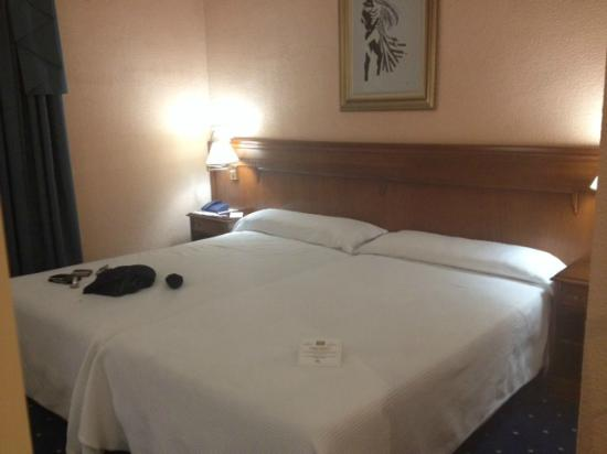 Hotel Sercotel Alfonso XIII: camera doppia