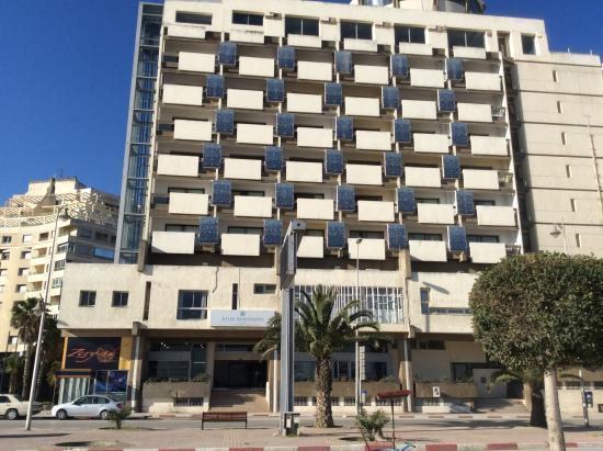 Atlas les Almohades Tanger: Hotel Atlas les Almohades, Tanger