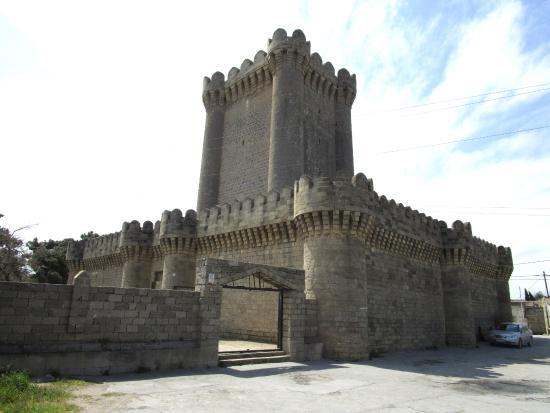 Castillo de Mardakan