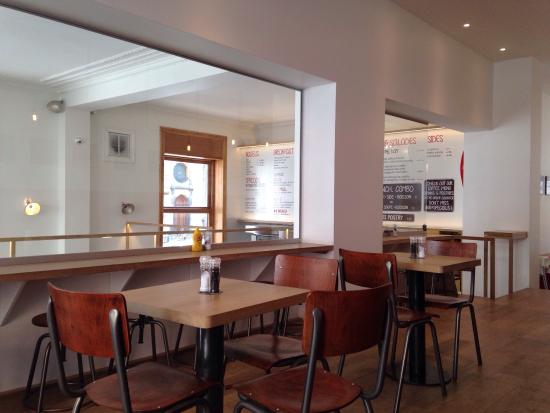 Photo of Restaurant Ba.Ba Bagel Bakery at Chaussee De Waterloo 559, Brussels 1050, Belgium
