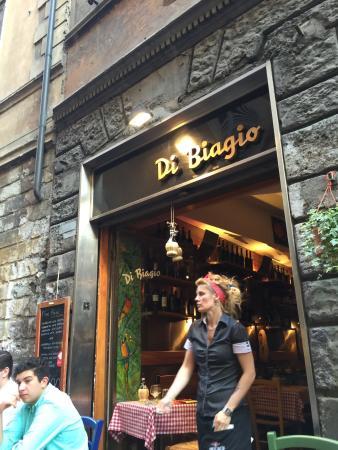 Di Biagio & Peppe: Di Biagio and Peppe
