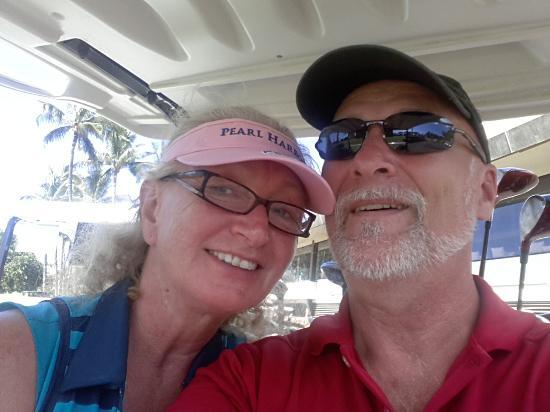Kaanapali Kai Course at Kaanapali Golf Resort : 25th Wedding Anniversary, best vacation ever! PS we'll be back!