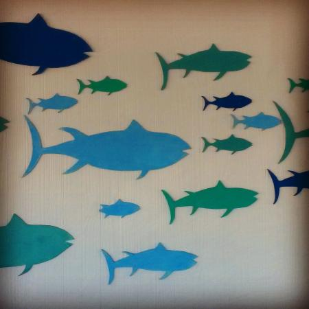 Moby Dick's : Decor