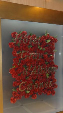 Hôtel Barrière Le Gray d'Albion: DECOR SPLENDIDE