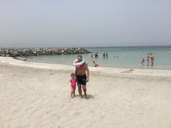 Ajman, Emiratos Árabes Unidos: И моря тоже весело!