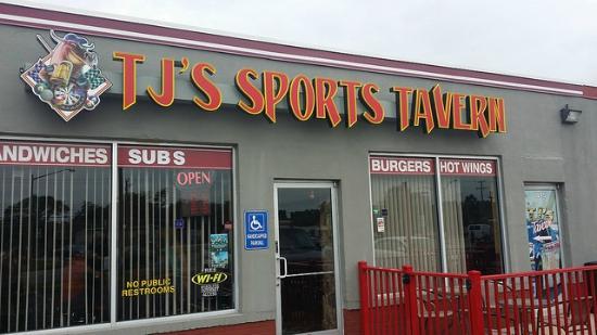 Tj's Sports Tavern
