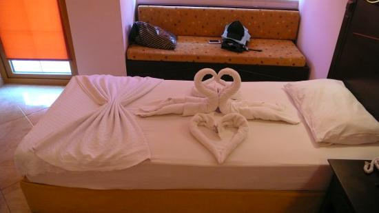 Dorian Hotel: Номер