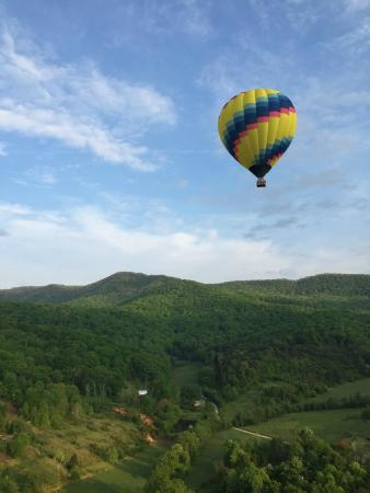 Balloons Over Asheville