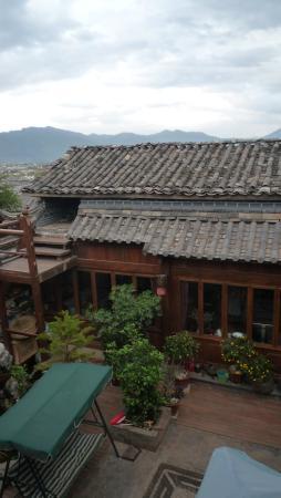 Binnenplaats hotel