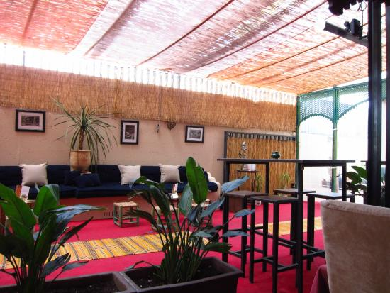 Terraza Chill Out 4 Picture Of Karma Rest O Lounge San