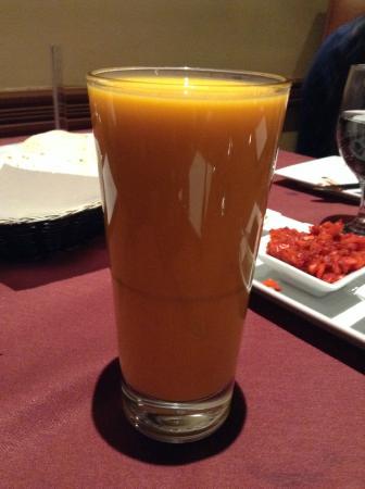 Flavors of India: Mango lassi