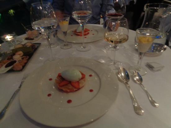 Dessert photo de le jardin des sens montpellier - Jardin des sens montpellier restaurant ...