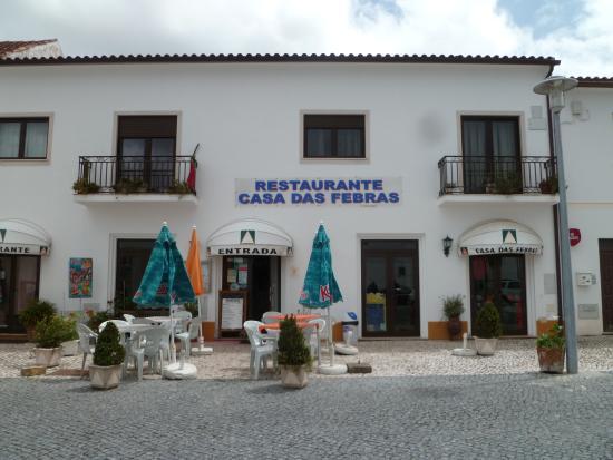 Casa das Febras : Le restaurant
