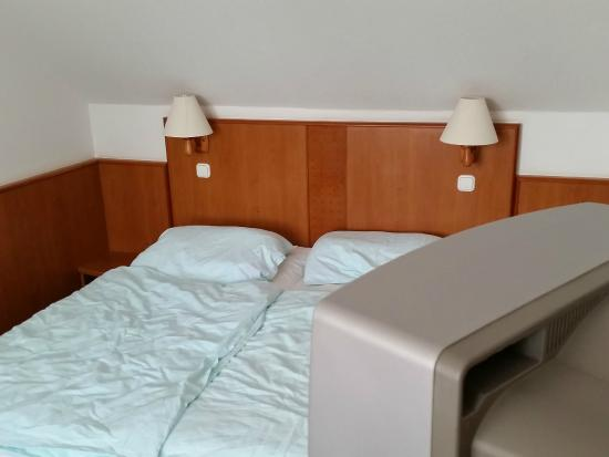 Erdobenye, Hongaria: Double room with twin matress
