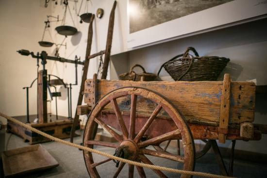 Montecchio, Italia: Il carretto