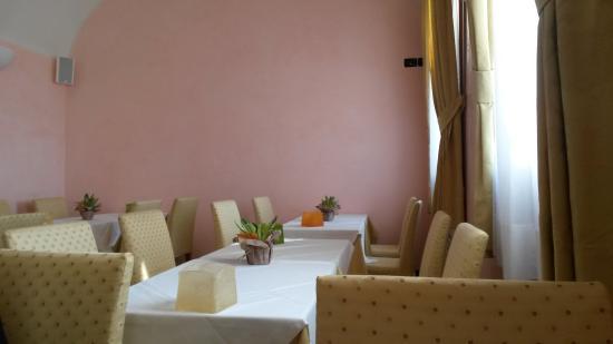 Hotel Vecchio Municipio: sala colazione