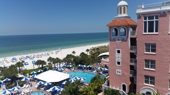 The Don Cesar White Sand Pink Palace