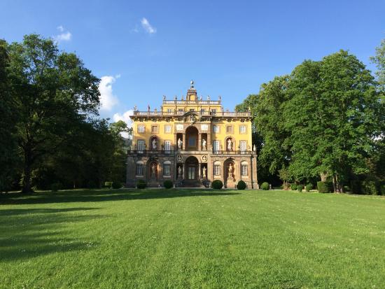 Villa Torrigiani, Capannori, Lucca - Facciata principale