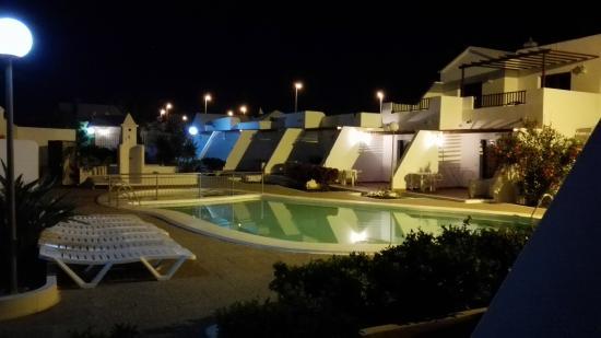 La Laguneta Apartments : vista desde el apartamento