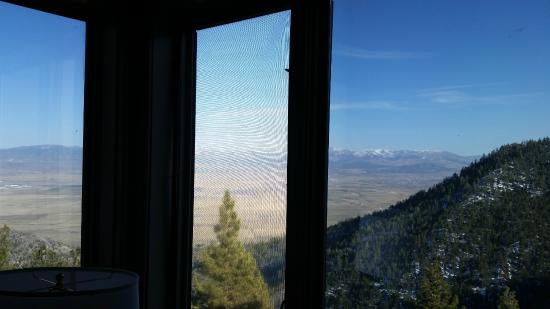 The Ridge Tahoe: View from the living room