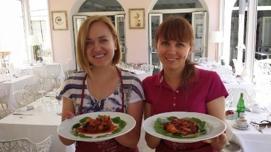 Cooking Class al Ristorante Nettuno da Siciliano