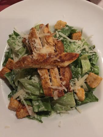 Chicken Caesar Salad Picture Of Alexanders Restaurant Kingston