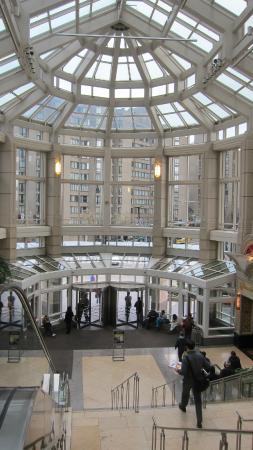 Prudential Center: entrance