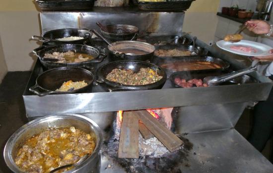 Restaurante Cozinha Da Fazenda