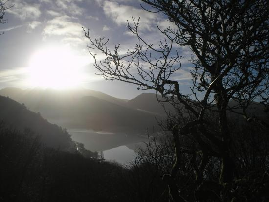 Caffi Padarn: This view never dissapoints!