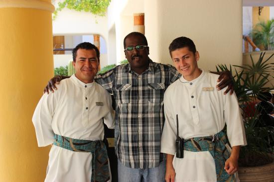 Marina Fiesta Resort & Spa: hotel front men