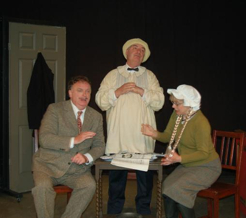The 39 Steps May 2015 Picture Of Whitefield Garrick