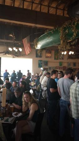Burnside Brewing Company: Social atmosphere adds to the fun