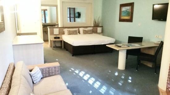 Quality Hotel Ballina Beach Resort : Spacious