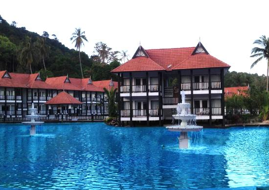Sari Pacifica Hotel, Resort & Spa - Redang Island