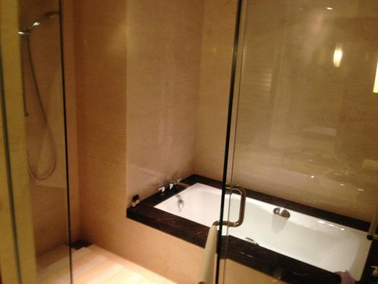 Bathroom Picture Of Fairmont Jakarta Tripadvisor