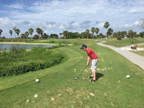 Cocoa Beach Country Club Fore