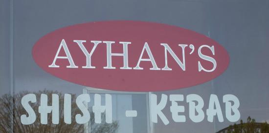 Ayhan's Shish Kebab: Front Entrance
