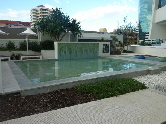 Indoor Pool Picture Of Hilton Surfers Paradise Hotel Surfers Paradise Tripadvisor