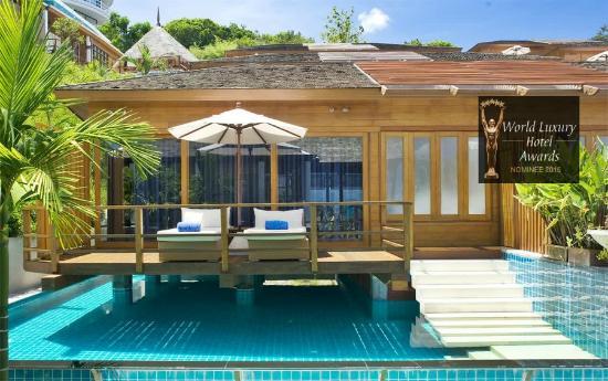 kc resort & over water villas review