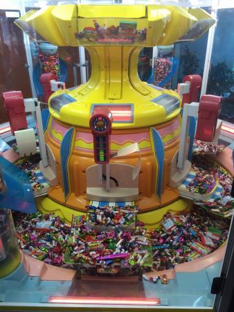 The Beachouse: Chinees lunapark met snoepjes