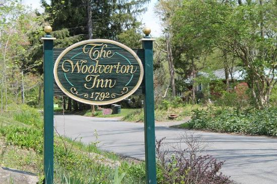 """The Woolverton Inn """"Welcome."""""""