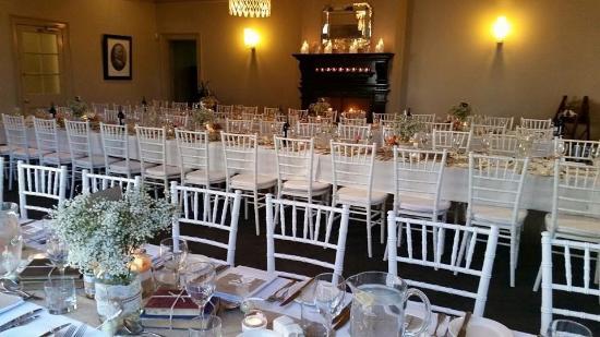 Wedding Reception Picture Of Gips Restaurant Toowoomba Tripadvisor