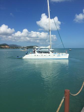 Kia Ora Boat